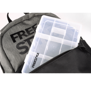 Freestyle Backpack Classic Grey
