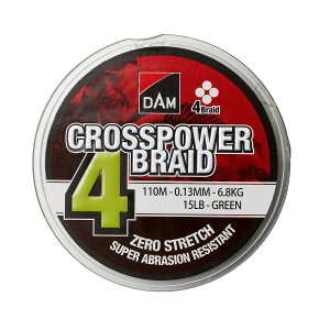 Dam Crosspower Braid