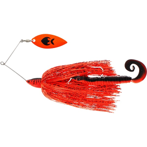 Westin Monstervibe Willow Blade red tiger