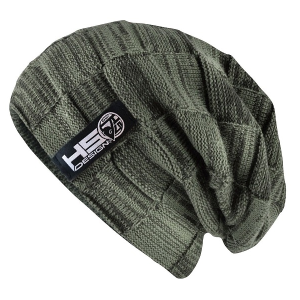 Hot Spot Design Beanie HSD groen