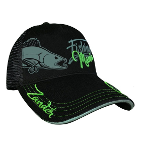 Hot Spot Design Fishing Mania Cap Zander