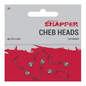 Korum Cheb Heads