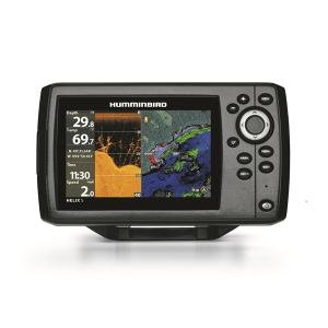 Humminbird dieptemeter Helix 5 Chirp DI GPS G2