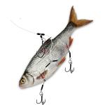 Mr Pike Ghost onderlijnen Twin Hook Release rig1