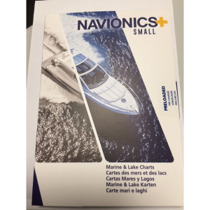 Navionics waterkaart Nederland
